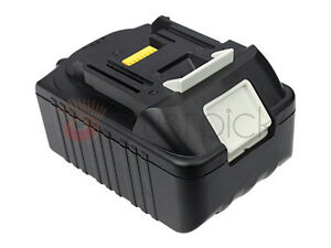 New Lithium-ion  Battery for Makita BL1830 LXT400 Cordless Drill 18V 3.0Ah black