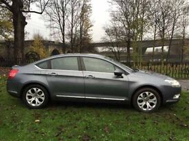 2009 CITROEN C5 EXCLUSIVE 2.0 HDI AUTOMATIC 140 BHP DIESEL FULLY LOADED PX SWAP