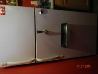 Full sized Keg fridge. Works Great