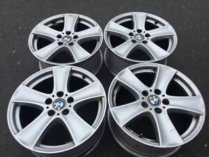 "OEM genuine Factory BMW 18"" X5 style 209 rims in excellent cond"