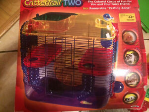 Hamster (small critter) Cages