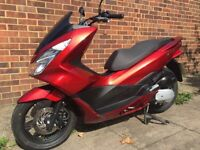 Honda PCX 125 2015 low miles for sale £1950