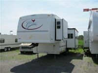 2003 FOREST RIVER CARDINAL LX 29L - Beautiful Rear Living FW