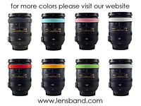 Lens Band to Stop Zoom Creep For All Lenses
