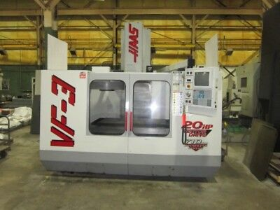 Haas Vf3 Vertical Machining Center