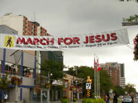 9TH ANNUAL MARCH FOR JESUS CELEBRATION EVENT