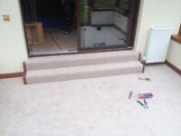Carpet and vinyl fitter (Edinburgh , Lothian's, borders and fife.)