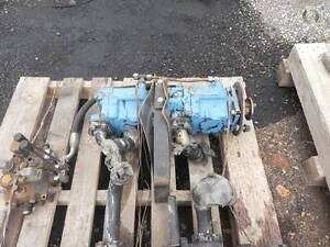 Twin Hydraulic Pump Kit with Controller Two Wells Mallala Area Preview