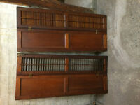 Cherry Shutters - One of a kind opportunity