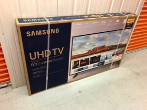 Brand new in box Samsung 6 Series 4K UHD 65 inch Television
