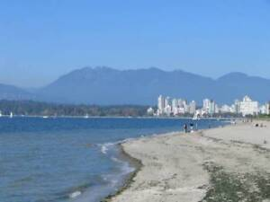 $4975(ORCA_REF#1343L)1 block from Kits Beach - renovated - 3 bed