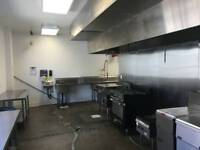 Commissary kitchen for food trucks and catering companies