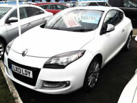 Renault Megane 1.6 dCi 130 GT Line TomTom (FULL TWO TONE LEATHER)