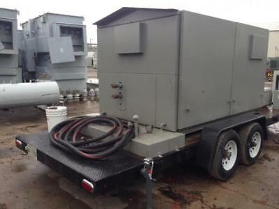 Mobile Oil Processing Rig