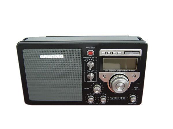 Hat man mit einem tragbaren Radio einen genauso guten Empfang wie mit einem anderen Radio?
