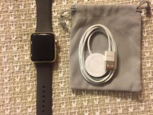 GOLD Apple Watch series 2 42mm