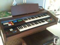 Galanti F2 electric organ FREE to a good home.