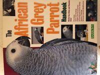 African grey hand book