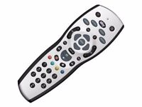 Original issue Sky+ Plus HD remote control + batteries, satellite TV, working well, good condition