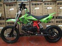 MXB 125cc Pitbike BRAND NEW 2016