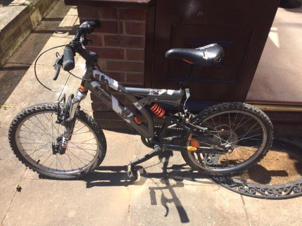 BTWin FS 20 bike