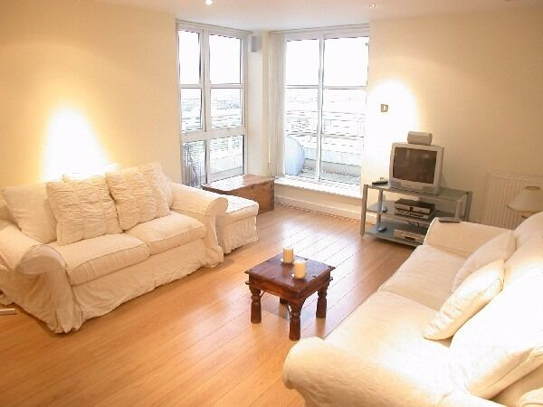 -A two bedroom two bathroom, fully furnished apartment Royal Docks E16– Barrier Point