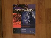 Observatory: activity book of secondary 3
