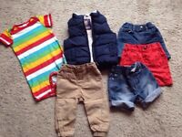 Clothing bundle 9-12 months