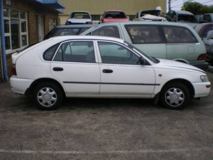 1999 Toyota Corolla Wetherill Park Fairfield Area Preview