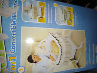 Simplicity 3 in 1 Convertible Bassinet