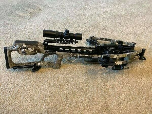 Ten Point Viper s400 crossbow package - Lightly Used - Free Shipping