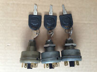 2 BRAND NEW 1996-2011 Ski-doo Genuine Ignition Switches 3 Way