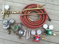Oxy-Acetylene Torches