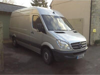 mercedes sprinter awesome condition low miles, MOT , 2010
