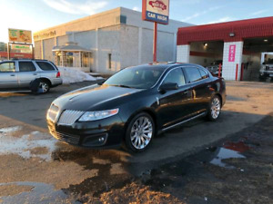 Modified Twin Turbo Lincoln MKS New Engine & Trans,Clean Title