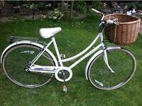 Retro Raleigh caprice town bike