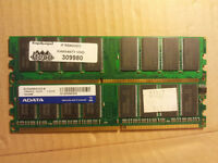 Various RAM, VIDEO CARD, NETWORKING, PARTS, CABLES