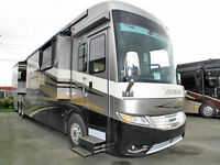 GOOD $ EXCHANGE 2015 NEWMAR LONDON AIRE 4553 600HP MOTORHOME