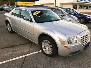 2010 CHRYSLER 300 TOURING NEW MVI MINT CONDITION