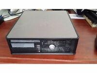 Dell Optiplex 745 Small Form Factor Desktop PC Base Unit