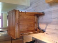 Antique Lecturn/ podium