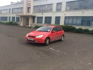 Cars! ford focus 1.8 tdci mot and tested