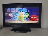 """LG 42"""" full HD 1080 Freeview TV - Collection Derby"""