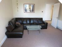 For Lease, Fully Furnished, Two Bed flat, Attic Floor, Bon Accord Square, Aberdeen.