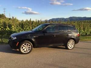 2008 BMW X3 M Pkg X-Drive 3.0i