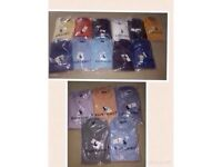 Ralph Lauren men's polo oxford smart shirt small pony long sleeves 2 for £40 cotton