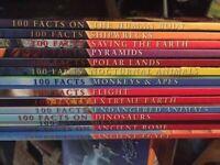 100 Facts Books Set x15
