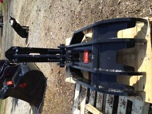 EXCAVATOR THUMBS - CANADIAN BUILT - ALL SIZES AVAILABLE