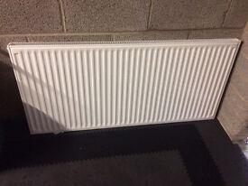 1300x600mm single convector radiator