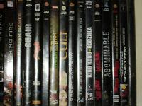 Lot de dvds à vendre